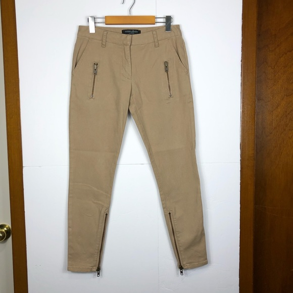 Guess by Marciano tan khaki pants Sz 4